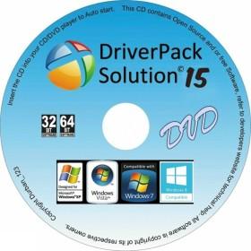 اسطوانة التعريفات الاوتوماتيكية   Driver Pack Solution 15.4