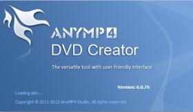 برنامج إنشاء اسطوانات الدى فى دى | AnyMP4 DVD Creator 6.0.76.35675