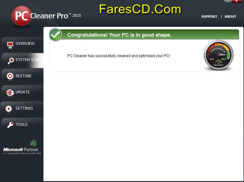 برنامج تنظيف الكومبيوتر 2015  PC Cleaner Pro 17 (3)