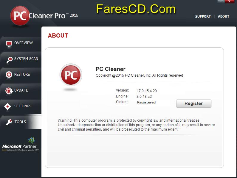 برنامج تنظيف الكومبيوتر 2015  PC Cleaner Pro 17 (5)