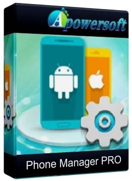 برنامج إدارة الهواتف الذكية | Apowersoft Phone Manager PRO 2.3.8
