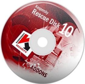 آخر إصدار من اسطوانة كاسبر للطوارىء   Kaspersky Rescue Disk 10 . 2015.05.02