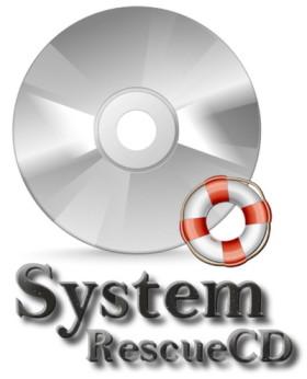 اسطوانة الصيانة وإصلاح أعطال الهارد   SystemRescueCD 4.5.3 Final