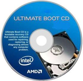 الإصدار الأخير من اسطوانة الصيانة الشهيرة   Ultimate Boot CD 5.3.4 Final
