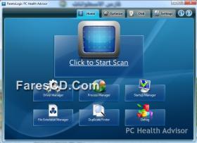 البرنامج الشامل لتحسين أداء الويندوز    Paretologic PC Health Advisor 3.1.7