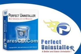 البرنامج الشهير لحذف البرامج   Perfect Uninstaller 6.3.4