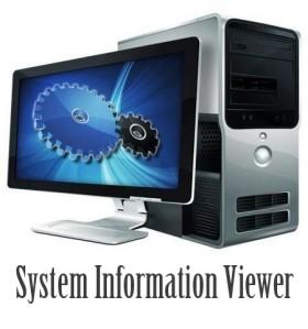 برنامج لعرض معلومات نظامك وحاسوبك بالتفصيل   SIV (System Information Viewer) 5.0