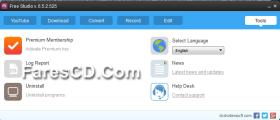 تجميعة برامج الميديا الشاملة | Free Studio 6.5.2.525