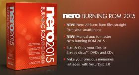 نسخة محمولة من نيرو 2015 | Nero Burning ROM & Nero Express 2015 16.0.24