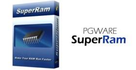 برنامج تسريع وصيانة الرامات   PGWare SuperRam 6.5.11.2015