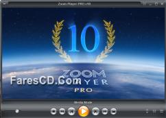 آخر إصدار من زوم بلاير | Zoom Player PRO 10.0.0.100 Final