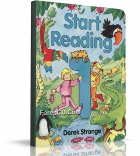 كتاب تعليم الإنجليزية للصغار | Start Reading Book