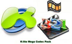 آخر إصدار للكودك الشهير | K-Lite Codec Pack 11.2.8 Mega / Full / Standard