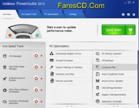 برنامج صيانة الويندوز   Uniblue Powersuite 2015 4.3.3