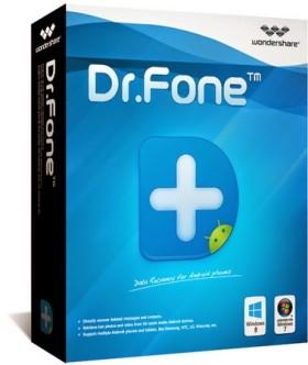 برنامج استعادة الملفات للأندرويد | Wondershare Dr.Fone for Android 5.3.3.23