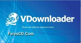 برنامج تحميل الفيديو من اليوتيوب | VDownloader Plus 4.1.1463