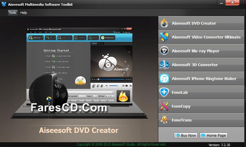 تجميعة برامج شركة Aiseesoft  العالمية   Aiseesoft Multimedia Software Toolkit 7.2.30 (1)