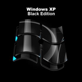 ويندوز إكس بى بلاك 2015   Windows XP Professional SP3 x86 – Black Edition 16/08/2015