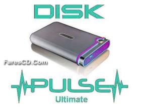 برنامج لتحسين أداء الهارديسك   Disk Pulse Ultimate 7.7.18