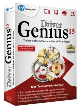 البرنامج الشهير لتثبيت وتحديث التعريفات    Driver Genius Professional 15.0.0.1049