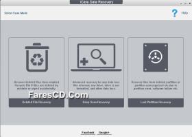 برنامج استعادة الملفات المحذوفة | iCare Data Recovery Pro 7.8.1