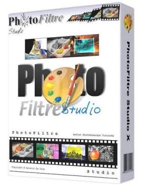 برنامج فوتو فلتر 2015   PhotoFiltre Studio X 10.10