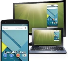 برنامج تشغيل هواتف أندرويد من الكومبيوتر | Wondershare MirrorGo 1.3.1