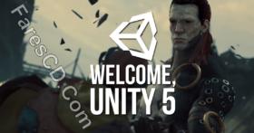 برنامج تصميم وصناعة الألعاب | Unity Pro v5.3.4f1 (x64)