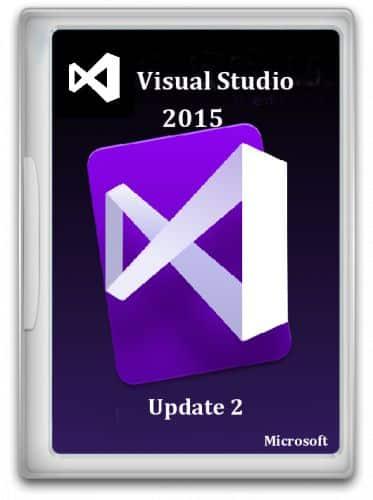 برنامج فيجوال ستوديو 2015 Microsoft Visual Studio Enterprise 2015 Update 2 Enterprise