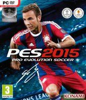 لعبة بيس 2015 بكراك الأون لاين | Pro Evolution Soccer 2015