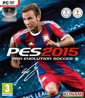 لعبة بيس 2015 بكراك الأون لاين   Pro Evolution Soccer 2015