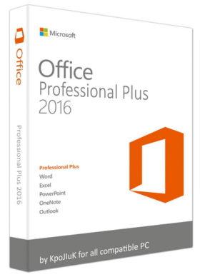 أوفيس 2016 بتحديثات مايو | Microsoft Office 2016 Pro Plus Final May 2016