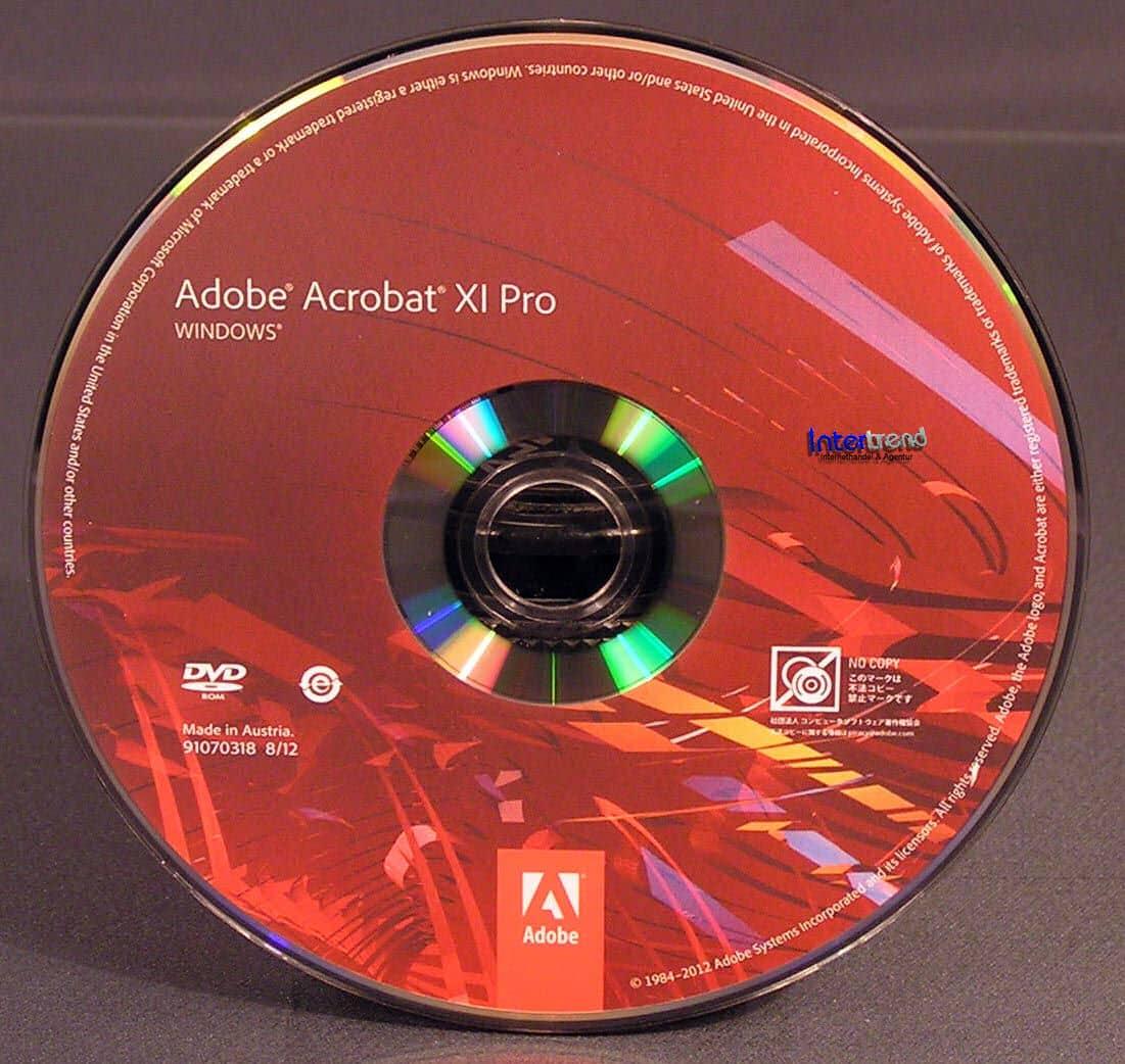 إصدار جديد من برنامج أكروبات ريدر Adobe Acrobat XI Pro 11.0.16