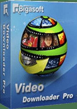 برنامج تحميل فيديوهات اليوتويب | Bigasoft Video Downloader Pro 3.11.4.5964