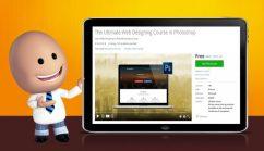 كورس تصميم المواقع بالفوتوشوب | The Ultimate Web Designing Course in Photoshop