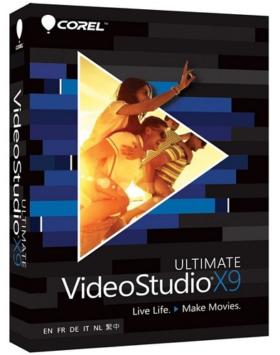 برنامج مونتاج الفيديو الشهير | Corel VideoStudio Ultimate X9 19.3.0.18