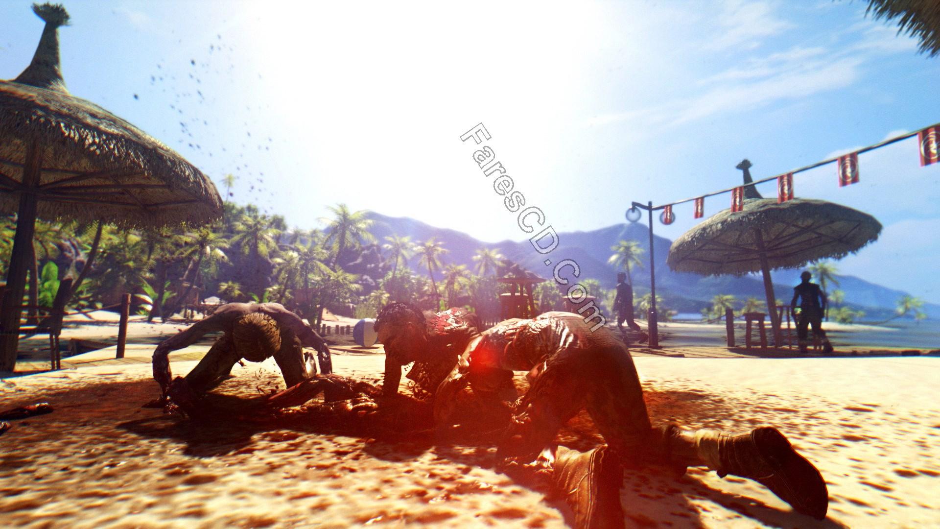 تحميل لعبة dead island