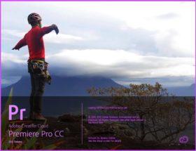 نسخة محمولة من برنامج أدوبى بريمير | Adobe Premiere Pro CC 2015 v9.0.2 Portable