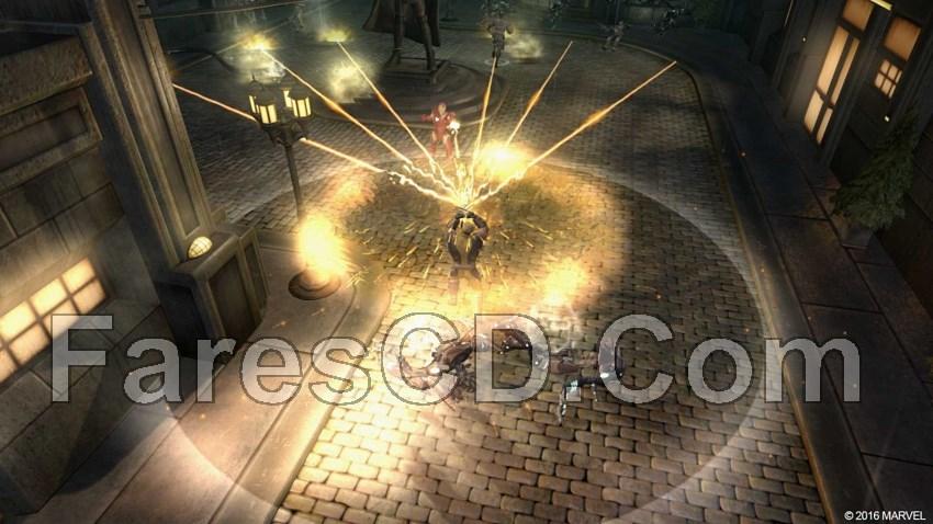 تحميل لعبة Marvel Ultimate Alliance الجزء الأول والثانى (1)