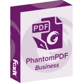 برنامج تحويل وإنشاء ملفات بى دى إف   Foxit PhantomPDF Business 8.0.2.805