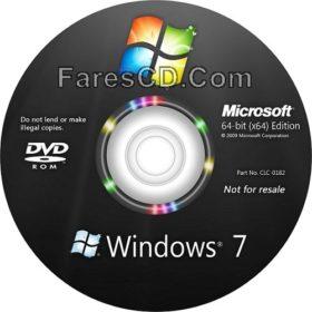 تجميعة إصدارات ويندوز سفن | Windows 7 SP1 X64 12in1 OEM ESD  Aug 2016
