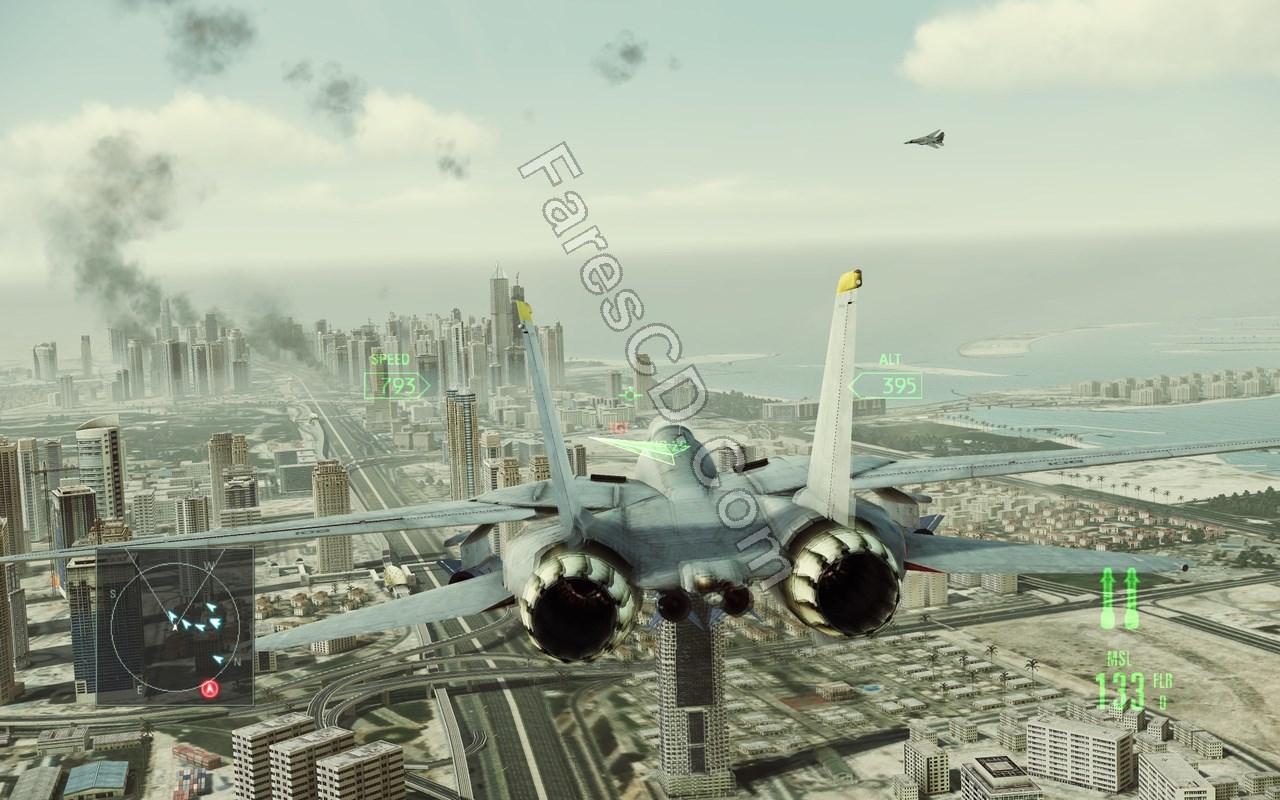تحميل لعبة  Ace Combat Assault Horizon Enhanced Edition (4)