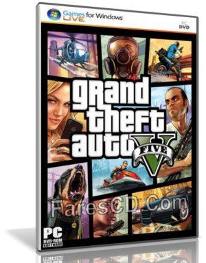 تحميل لعبة   GTA Five   نسخة مجربة مع التحديث