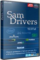 اسطوانة التعريفات الروسية بتحديثات سبتمبر 2016   SamDrivers 16.9