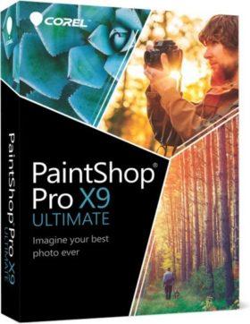 إصدار جديد من برنامج كوريل للصور | Corel PaintShop Pro X9 19.1.0.29