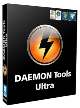 إصدار جديد من عملاق تشغيل الاسطوانات الوهمية | DAEMON Tools Ultra 4.1.0.0492