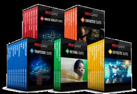 إصدار جديد من موسوعة فلاتر ريد جاينت   Red Giant Complete Suite 2016