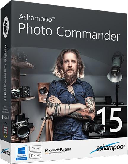 برنامج أشامبو لتعديل الصور |  Ashampoo Photo Commander 15.0.3
