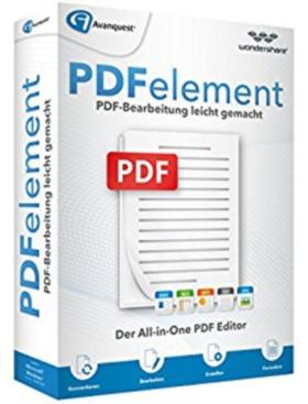 برنامج تحويل ملفات بى دى إف | Wondershare PDFelement 5.10.1.0