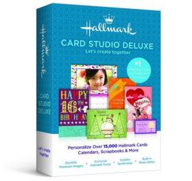 برنامج تصميم الكروت الشخصية | Hallmark Card Studio 2017 Deluxe 18.0.0.14